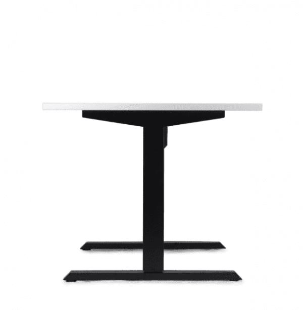 Hæve sænkebord sort stel