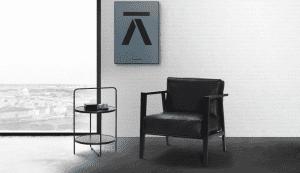 LC1 lænestol fra Andersen Furniture